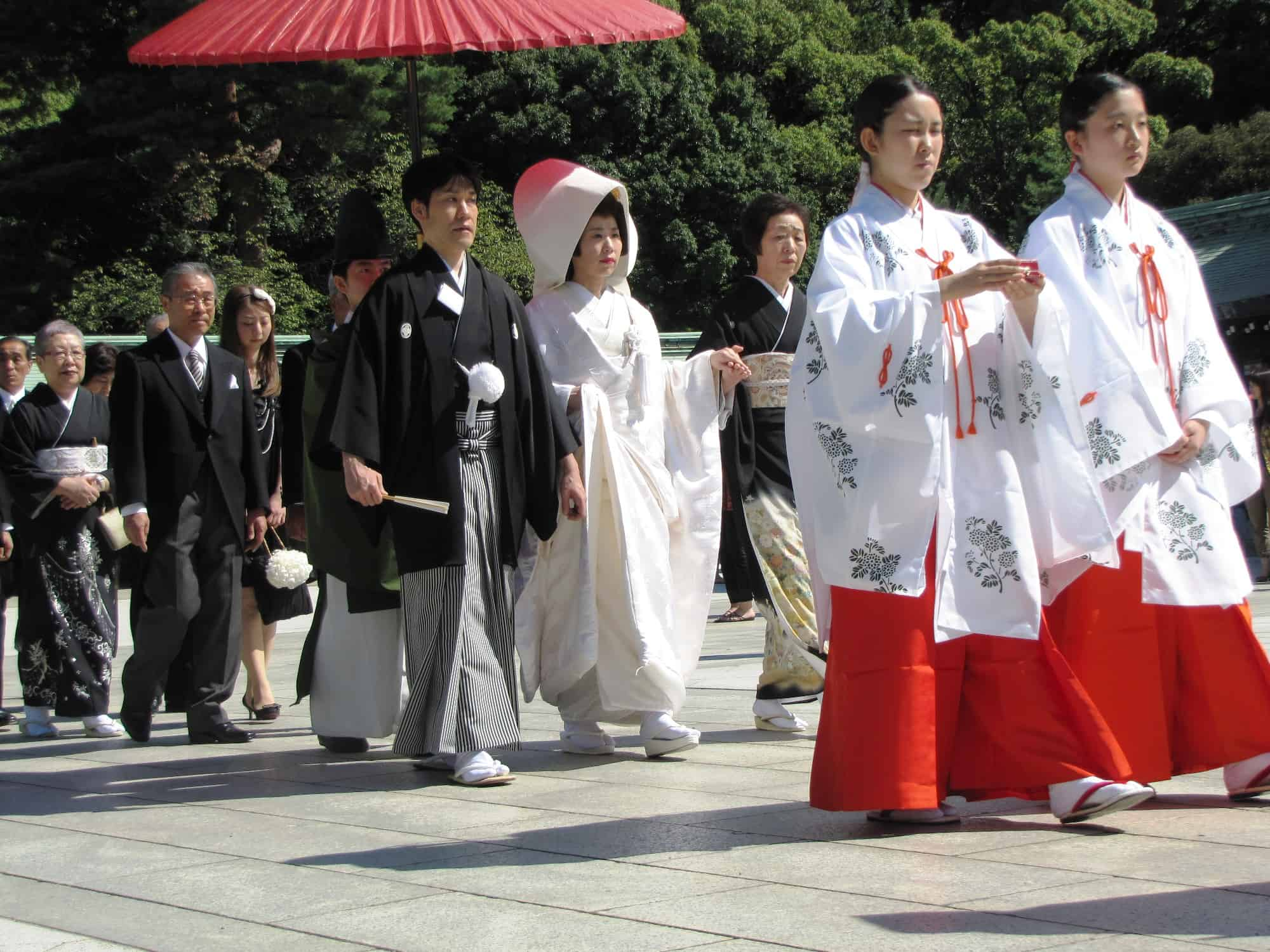 japanese wedding traditions - Asian Wedding Customs