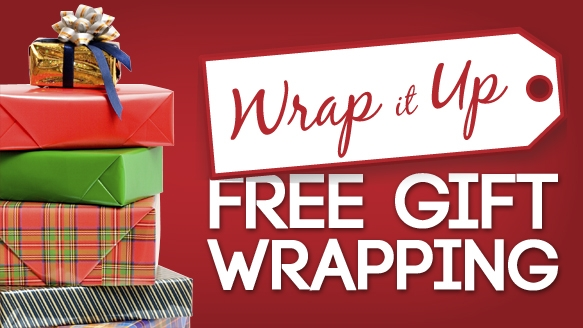 Free gift wrapping negle Images