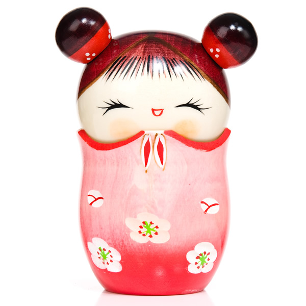 Kokeshi Dolls The Perfect Japanese Gift For Valentine