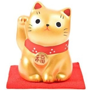 lucky cat fortune
