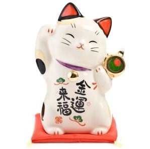 Superstition in Japanese culture - lucky cat
