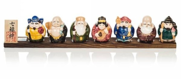 Who are the Seven Lucky Gods?