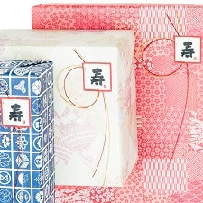 How to wrap gifts Japanese style