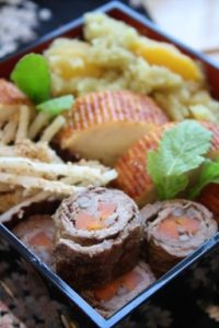 Japanese New Year Traditions - osechi