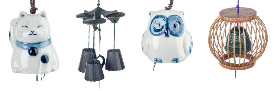 New Japanese wind chimes