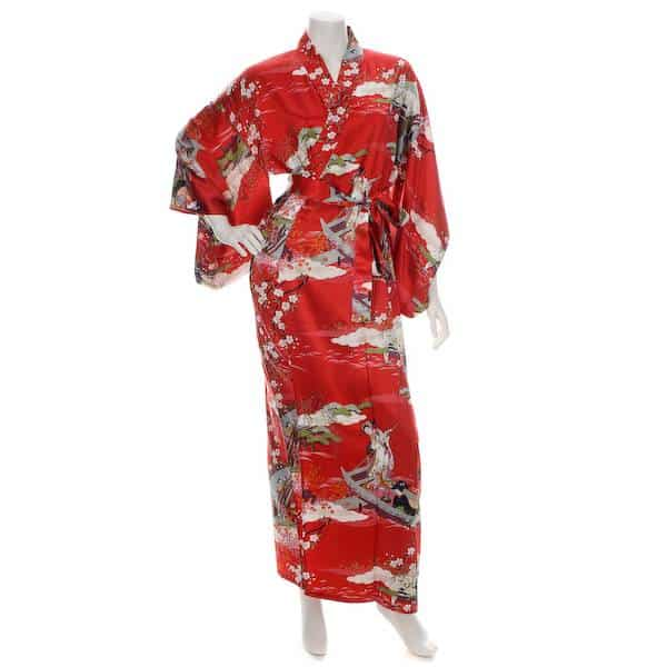 Authentic Japanese gifts - kimono