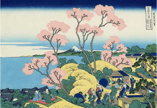 Flower Symbolism in Japanese Culture