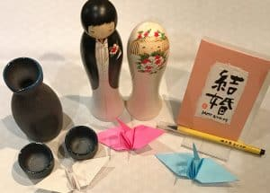 Japanese wedding gifts