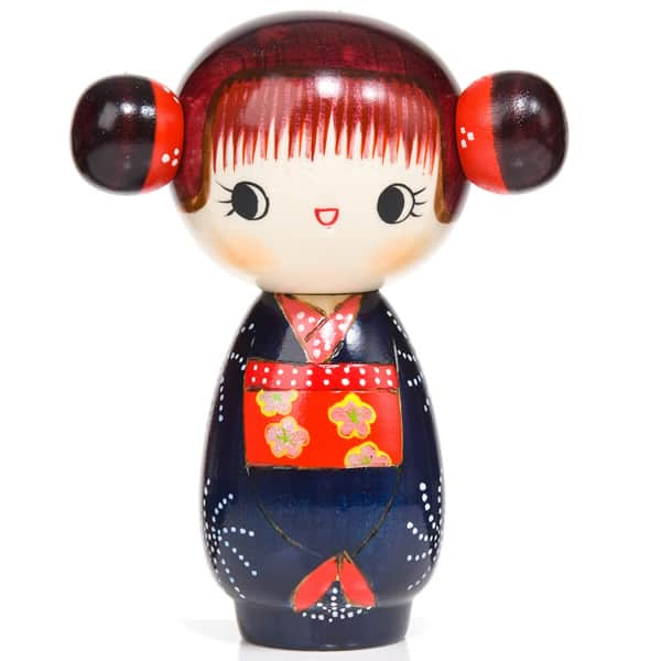 Authentic Japanese gifts - Kokeshi dolls