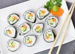 Japanese Sushi Recipes for Beginners