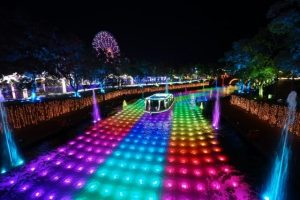The Kingdom of Light, Huis Ten Bosch