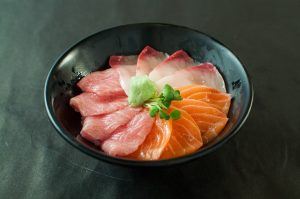 Fish in a Japanese Diet Plan