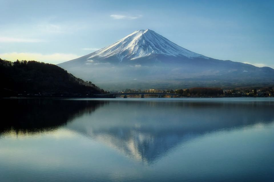 Mount Fuji is almost unanimously one of the top places in Japan