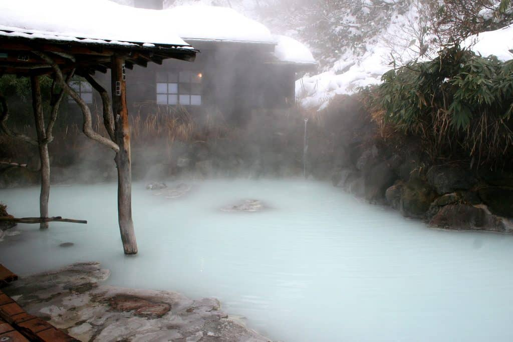 Not sure what to do in Japan? Mull it over in an onsen.