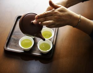 Green Tea - a Japanese Beauty Secret