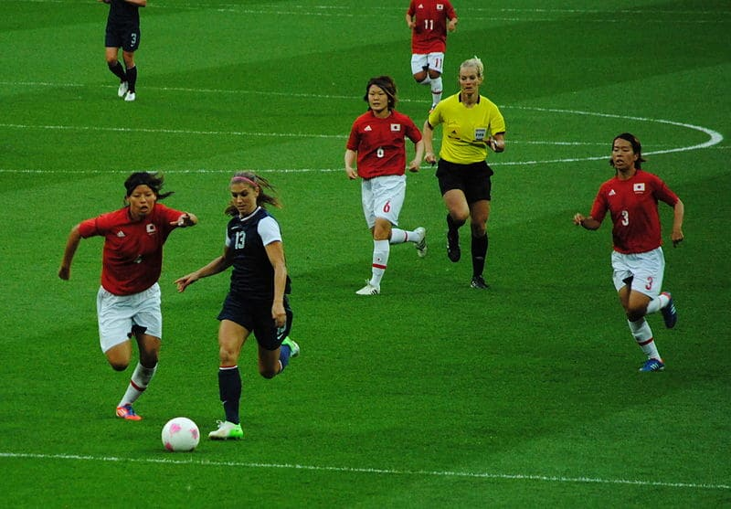 Japanese Women's Soccer