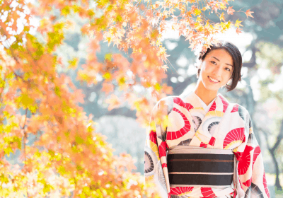 Key differences between a Kimono and Yukata