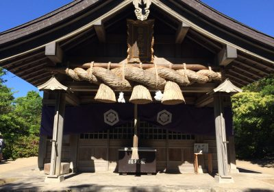 hakuto shrine tottori