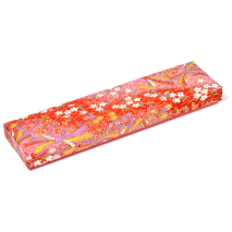 Washi Paper Japanese Pencil Set box