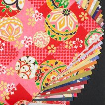 Large Washi Japanese Origami Paper detail