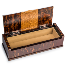Sakura Traditional Japanese Jewellery Box open