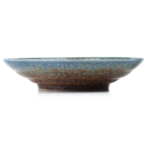 Aki Ceramic Traditional Japanese Bowl side