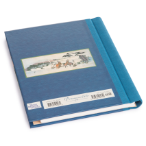 Hokusai Deluxe Japanese Address Book back
