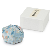 Pale Blue Traditional Japanese Jewellery Box and gift box