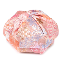 Pink Floral Traditional Japanese Jewellery Box