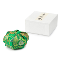 Green Floral Traditional Japanese Jewellery Box and gift box