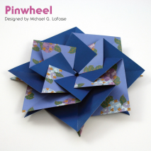 Amazing Origami Japanese Folding Paper Book example 1