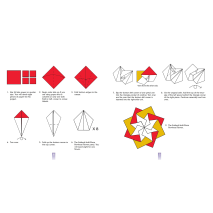 Amazing Origami Japanese Folding Paper Book guidelines