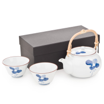 Manryo Japanese Tea Set and gift box