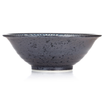 Seikaiha Japanese Ramen Noodle Bowl side