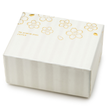 Sakura Premium Japanese Glass Sake Set gift box
