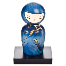 Ninja Authentic Japanese Kokeshi Doll Display Base