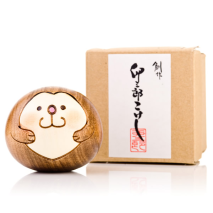 Small Year of the Monkey Birthday Kokeshi Doll Gift Box