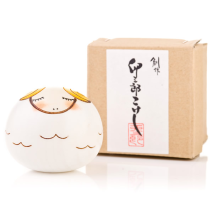 Small Year of the Sheep Birthday Kokeshi Doll Gift Box
