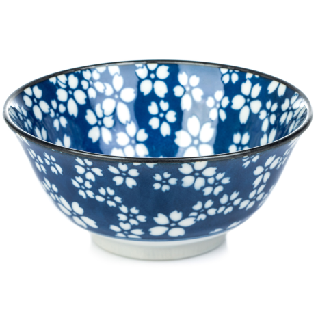 Sakura Traditional Japanese Tayou Bowl