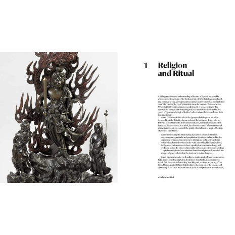 Book on Japanese Art and Design example page 3