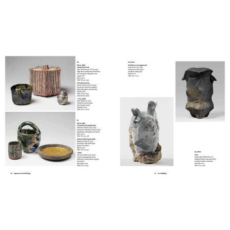 Book on Japanese Art and Design example page 2