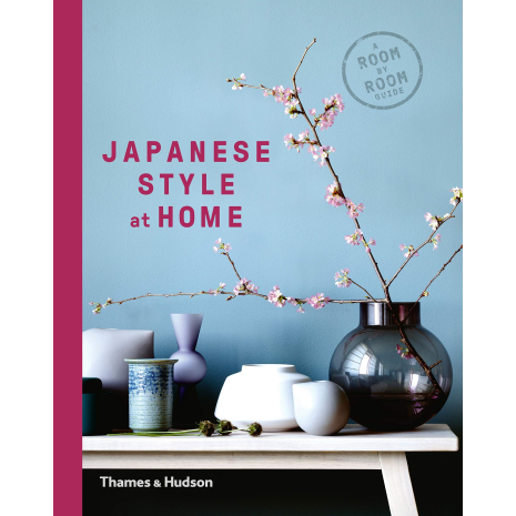 Book on Japanese Style at Home