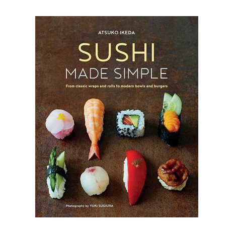 Book on Sushi Made Simple