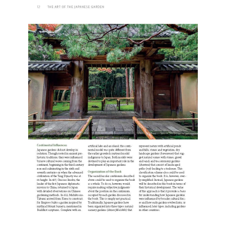 The Art of the Japanese Garden Book example page 2