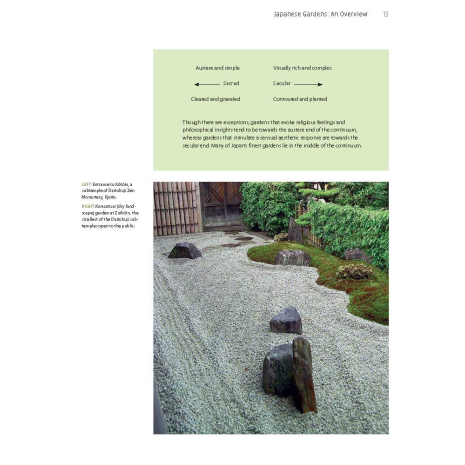 The Art of the Japanese Garden Book example page 3