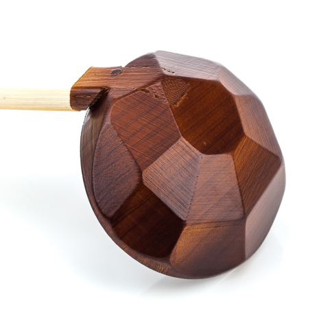 Japanese Wooden Noodle Soup Spoon