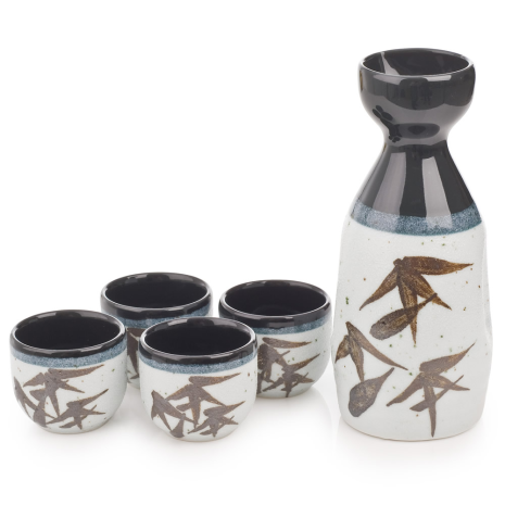 Sasa Japanese Sake Set