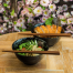 Ginsai Sakura Japanese Bowl Set lifestyle