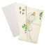 Blue Knot Japanese Envelope Card messages