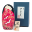 Two Cranes in Love Japanese Kokeshi Doll and gift box